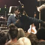 Ravi Kandal speaking at our opening